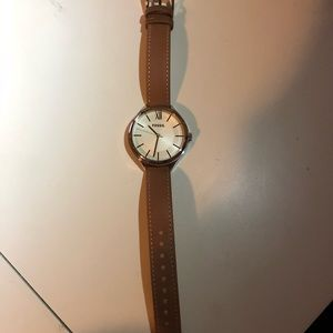Brand new fossil watch!